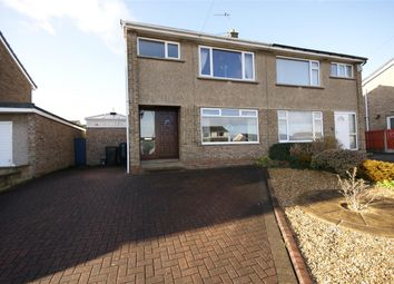 Thumbnail 3 bedroom semi-detached house for sale in Amport Close, Brighouse