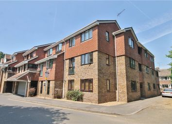 Thumbnail 1 bed flat for sale in Dunstan Court, Leacroft, Staines-Upon-Thames, Surrey