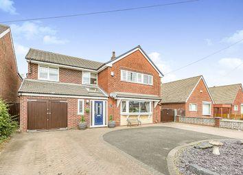 Thumbnail 4 bedroom detached house for sale in Duddle Lane, Walton-Le-Dale, Preston