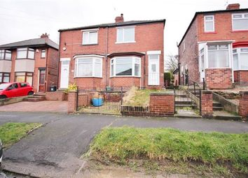 Thumbnail 2 bed semi-detached house for sale in Houstead Road, Handsworth, Sheffield