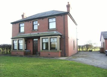 Thumbnail 4 bed detached house to rent in Inglewhite Road, Goosnargh, Preston