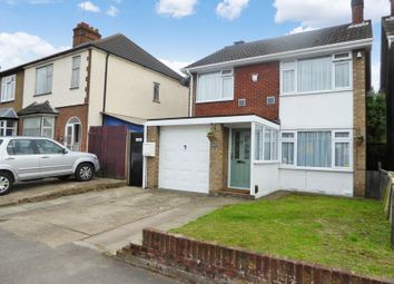 Thumbnail 3 bed detached house for sale in Luton Road, Dunstable