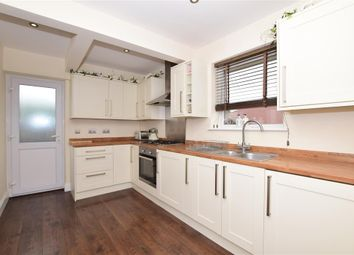 Huntington Road, Coxheath, Maidstone, Kent ME17. 2 bed semi-detached house