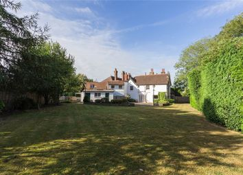 Thumbnail 6 bed detached house for sale in Roundbush Lane, Round Bush, Aldenham, Hertfordshire
