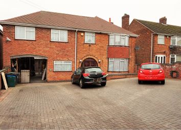 Thumbnail 4 bed detached house for sale in Darklands Road, Swadlincote
