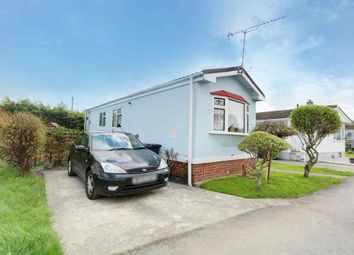Thumbnail 1 bed mobile/park home for sale in Dome Caravan Park, Lower Road, Hockley