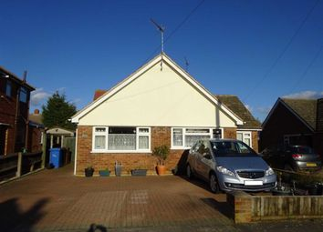 Thumbnail 2 bed semi-detached bungalow for sale in Glencoe Road, Ipswich, Suffolk
