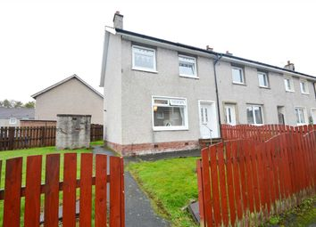 Thumbnail 2 bed end terrace house for sale in Millands Avenue, Blantyre, Glasgow