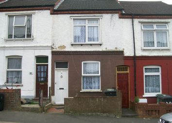 Thumbnail 2 bed terraced house to rent in Dane Rd, Luton