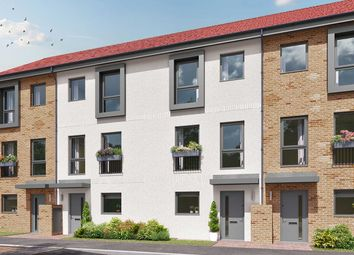 """Thumbnail 3 bed town house for sale in """"The Poplar"""" at The Berries, Fishponds, Bristol"""
