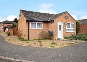 Thumbnail 2 bed detached bungalow for sale in Rush Close, Hartwell, Northampton