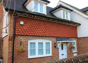Thumbnail 2 bed semi-detached house for sale in Elliotts Lane, Brasted, Westerham
