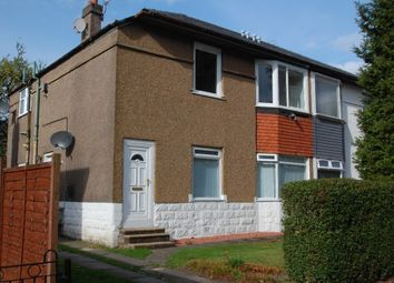 Thumbnail 2 bed flat to rent in Tannadice Avenue, Glasgow City G52,