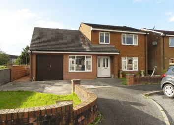 Thumbnail 4 bed detached house for sale in 5 Fieldside, Annan, Dumfries & Galloway