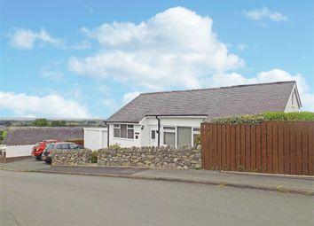 Thumbnail 2 bed detached bungalow for sale in Bro Enddwyn, Dyffryn Ardudwy, Gwynedd