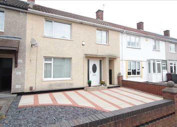 Thumbnail 3 bed terraced house for sale in Lindby Close, Kirkby, Liverpool