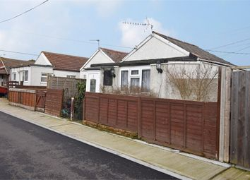 Thumbnail 1 bed detached bungalow for sale in Singer Avenue, Jaywick, Clacton-On-Sea, Essex