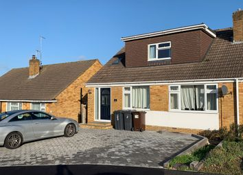 Thumbnail 4 bed bungalow for sale in Cresta Close, Polegate