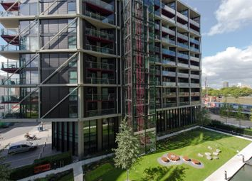Thumbnail 2 bed flat for sale in Four Riverlight Quay, Nine Elms Lane, Nine Elms, London