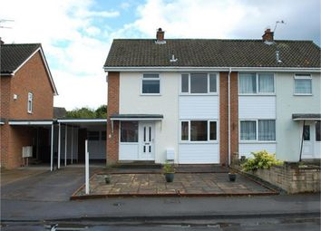 Thumbnail 3 bed semi-detached house to rent in Bramley Garth, York