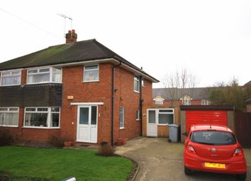 Thumbnail 3 bed semi-detached house for sale in Meeanee Drive, Nantwich