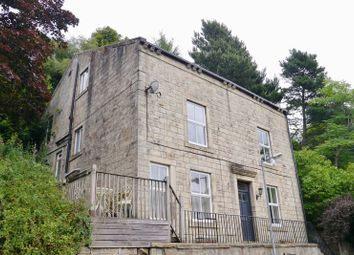 Thumbnail 6 bed detached house for sale in Hollins Road, Walsden, Todmorden