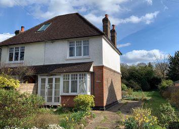 Thumbnail 3 bed semi-detached house for sale in Cranleigh Road, Ewhurst, Cranleigh