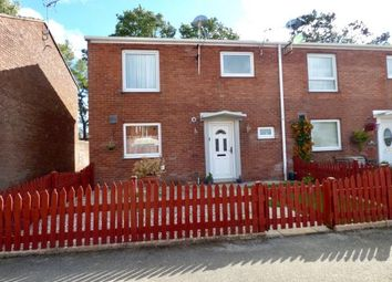 Thumbnail 3 bed end terrace house for sale in Millriggs, Corby Hill, Carlisle