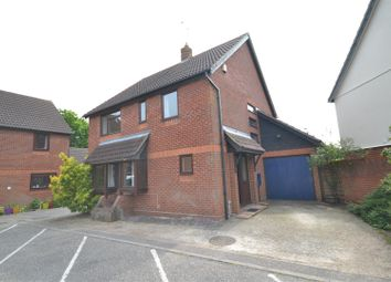 Thumbnail 4 bed detached house for sale in Longacre, Chelmsford
