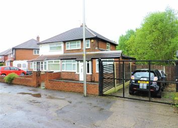 Thumbnail 2 bed semi-detached house for sale in Nelstrop Road, Levenshulme, Manchester
