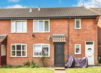 Thumbnail 2 bedroom flat for sale in Warren Avenue, Fakenham