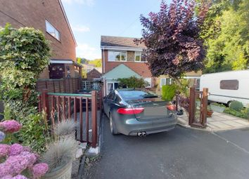 Thumbnail 3 bed semi-detached house for sale in Ribbesford Crescent, Coseley, Bilston