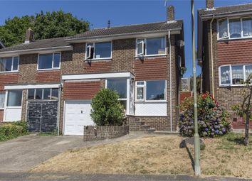Thumbnail 4 bed semi-detached house for sale in Estridge Close, Lowford, Southampton, Hampshire