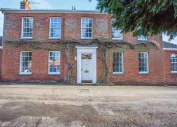 Thumbnail 2 bed flat for sale in Hall Close, Fakenham, Norfolk