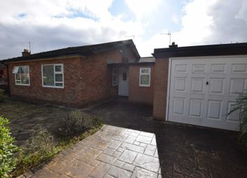 Thumbnail 3 bed detached bungalow for sale in Mill Road, Bebington, Wirral