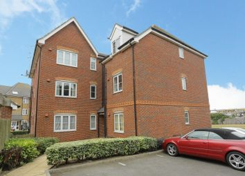 Thumbnail 2 bedroom flat for sale in Wherry Close, Margate
