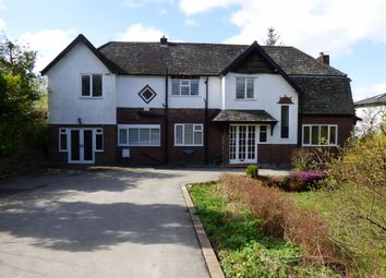 Thumbnail 6 bed detached house for sale in Buxton Road, Disley, Stockport