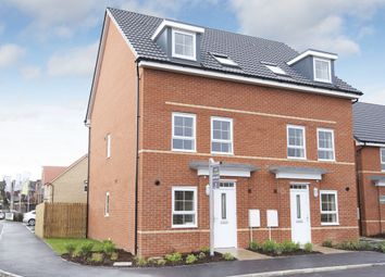 """Thumbnail 3 bed semi-detached house for sale in """"Padstow"""" at Bruntcliffe Road, Morley, Leeds"""