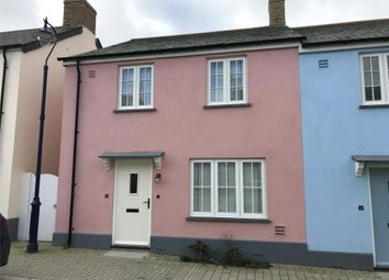 Thumbnail 3 bed semi-detached house to rent in Stret Goryan, Nansledan, Newquay, Cornwall