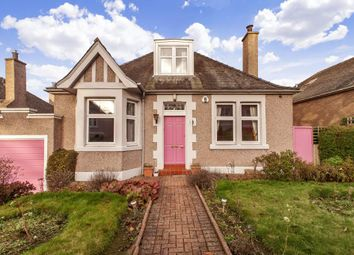 Thumbnail 3 bed detached bungalow for sale in 9 Blinkbonny Road, Edinburgh