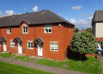 Thumbnail 2 bedroom end terrace house for sale in Vyvyan Court, Heavitree, Exeter, Devon
