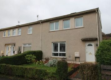 Thumbnail 3 bed end terrace house for sale in Semple View, Howwood, Johnstone