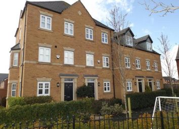 Thumbnail 3 bed town house for sale in Lowfield Lane, St. Helens, Merseyside