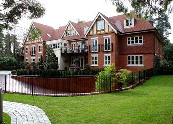 Thumbnail 2 bed flat to rent in 1 Brockenhurst House, Brockenhurst Road, Ascot