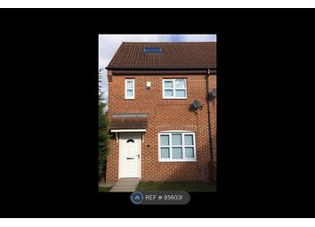 Thumbnail 3 bed end terrace house to rent in Church Grove, Darlington