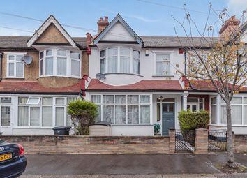 Thumbnail 3 bed terraced house for sale in Oaklands Avenue, Thornton Heath, London