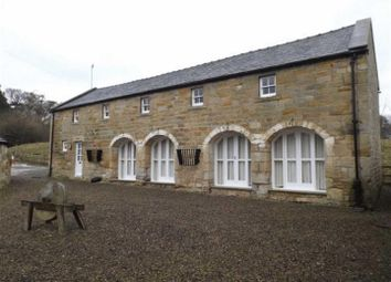 Thumbnail 4 bed detached house to rent in Mitford Hall Estate, Mitford, Morpeth