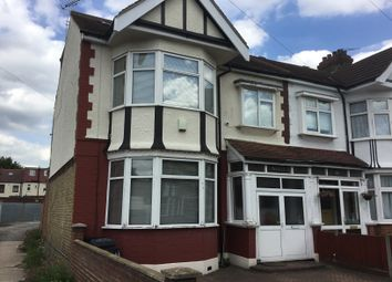 Thumbnail 4 bed end terrace house to rent in Widecombe Gardens, Ilford