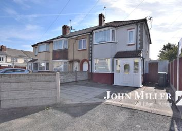 Thumbnail 3 bed terraced house for sale in Willingsworth Road, Leabrook, Wednesbury