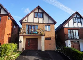 Thumbnail 4 bed detached house for sale in The Woodlands, Brackla